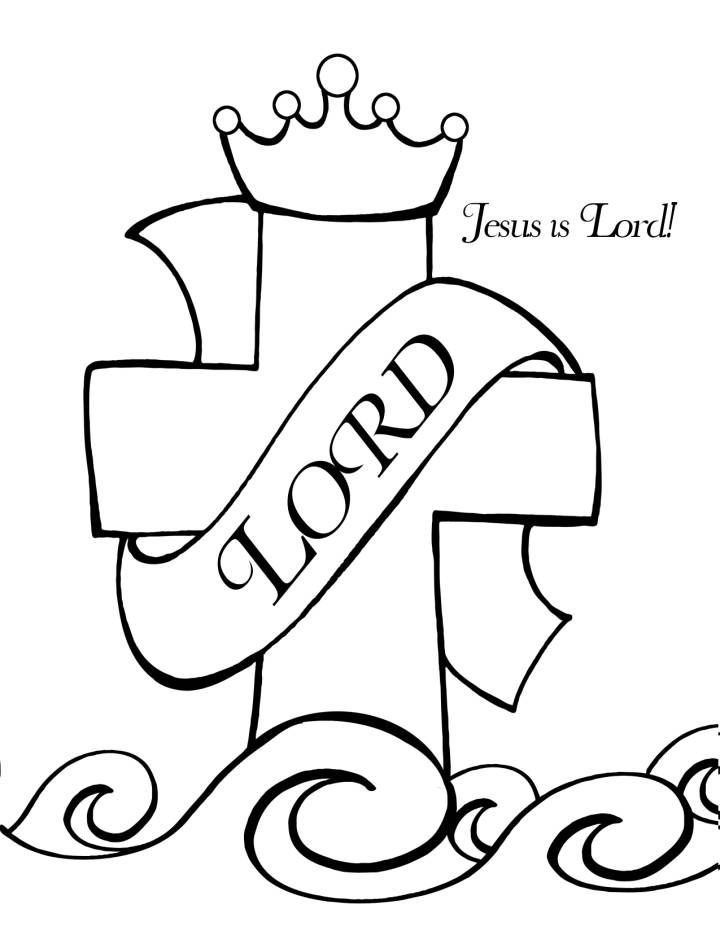 download file - Sunday School Coloring Pages